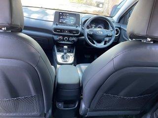 2020 Hyundai Kona Os.v4 MY21 Active 2WD Grey 8 Speed Constant Variable Wagon