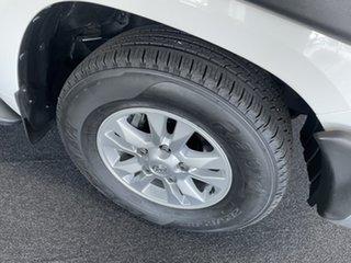 2010 Toyota Landcruiser VDJ200R MY10 GXL White 6 Speed Sports Automatic Wagon