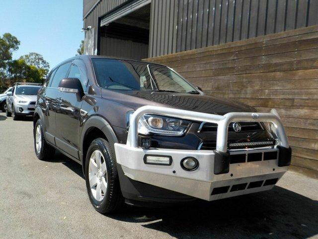 Used Holden Captiva CG MY16 LS 2WD Labrador, 2016 Holden Captiva CG MY16 LS 2WD Brown 6 Speed Sports Automatic Wagon