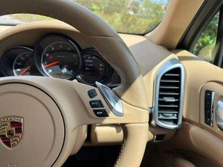 2014 Porsche Cayenne 92A MY14 Tiptronic Blue 8 Speed Sports Automatic Wagon
