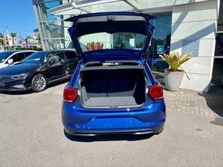 2021 Volkswagen Polo AW MY21 70TSI DSG Trendline Reef Blue Metallic 7 Speed