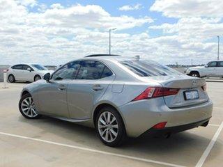 2013 Lexus IS GSE30R IS250 Luxury Grey/babe 6 Speed Sports Automatic Sedan.
