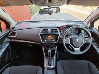 2019 Suzuki S-Cross JY Turbo White 6 Speed Sports Automatic Hatchback.