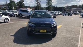 2012 Ford Territory SZ TS Seq Sport Shift AWD Blue 6 Speed Sports Automatic Wagon