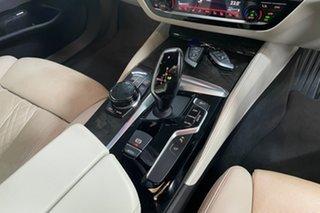 2018 BMW 5 Series G30 540i Steptronic M Sport Blue 8 Speed Sports Automatic Sedan