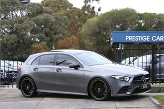 2019 Mercedes-Benz A-Class W177 A250 DCT 4MATIC AMG Line Grey 7 Speed Sports Automatic Dual Clutch.
