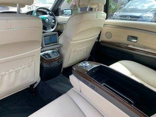 2005 BMW 7 Series E66 750Li Steptronic Blue 6 Speed Sports Automatic Sedan