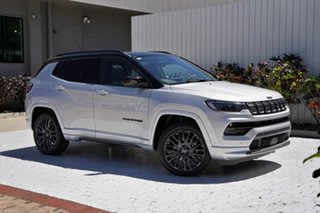2021 Jeep Compass M6 MY21 S-Limited Minimal Grey 9 Speed Automatic Wagon.