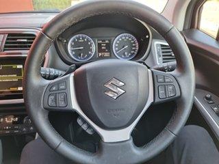 2019 Suzuki S-Cross JY Turbo White 6 Speed Sports Automatic Hatchback