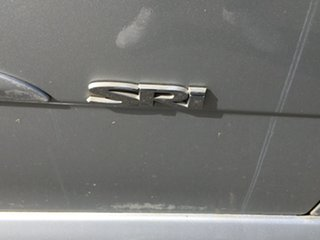 2008 Holden Astra AH MY08 SRi Silver 6 Speed Manual Coupe