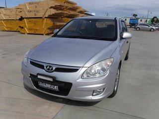 2010 Hyundai i30 FD MY10 SLX Silver 5 Speed Manual Hatchback