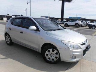 2010 Hyundai i30 FD MY10 SLX Silver 5 Speed Manual Hatchback.