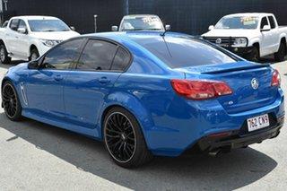 2013 Holden Commodore VF SV6 Blue 6 Speed Automatic Sedan