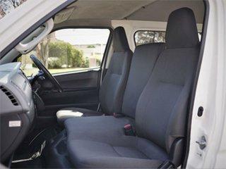 2013 Toyota HiAce KDH206V DX White 4 Speed Automatic Van