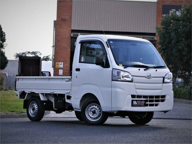 Used Daihatsu Hi-jet Truck Braeside, 2018 Daihatsu Hi-jet S500 Truck White 5 Speed Manual Utility