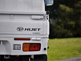2018 Daihatsu Hi-jet S500 Truck White 5 Speed Manual Utility