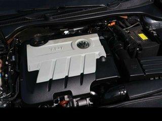 2009 Volkswagen Golf 1K 6th Gen 103 TDI Comfortline Grey 6 Speed Direct Shift Hatchback