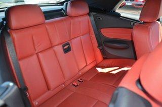 2008 BMW 120i E88 Black 6 Speed Automatic Convertible