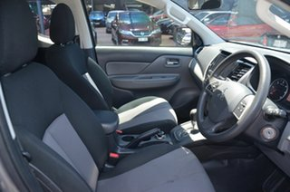 2018 Mitsubishi Triton MQ MY18 GLX Plus (4x4) Grey 5 Speed Automatic Club Cab Pickup