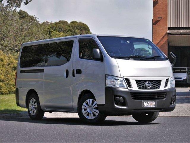 Used Nissan Caravan DX Braeside, 2016 Nissan Caravan NV350 DX Silver 5 Speed Automatic Van