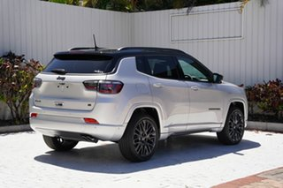 2021 Jeep Compass M6 MY21 S-Limited Minimal Grey 9 Speed Automatic Wagon