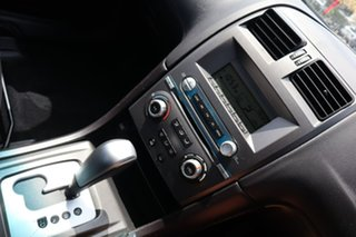 2003 Ford Falcon BA XT Red 4 Speed Sports Automatic Sedan
