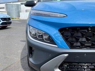 2020 Hyundai Kona Os.v4 MY21 Highlander 2WD V71 8 Speed Constant Variable Wagon.