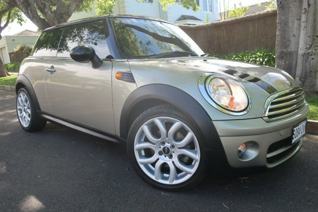 Used Mini Hatch R56 Cooper D Steptronic Camden Prospect, 2009 Mini Hatch R56 Cooper D Steptronic Camden 6 Speed Sports Automatic Hatchback