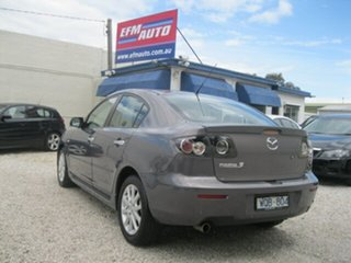 2008 Mazda 3 BK10F2 MY08 Maxx Sport Grey 4 Speed Sports Automatic Sedan.