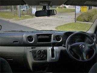 2016 Nissan Caravan NV350 DX Silver 5 Speed Automatic Van