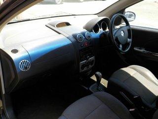 2006 Holden Barina TK MY07 Black 4 Speed Automatic Hatchback
