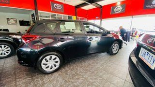 2017 Toyota Corolla ZRE182R Ascent S-CVT Black 7 Speed Constant Variable Hatchback