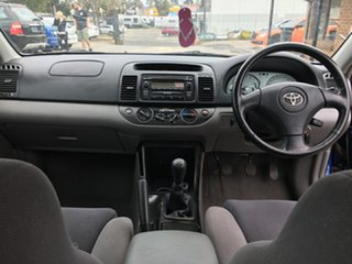 2003 Toyota Camry ACV36R Sportivo Blue 5 Speed Manual Sedan