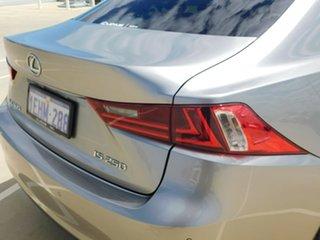 2013 Lexus IS GSE30R IS250 Luxury Grey/babe 6 Speed Sports Automatic Sedan