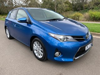 2013 Toyota Corolla ZRE182R Ascent Sport Blue 7 Speed Constant Variable Hatchback.