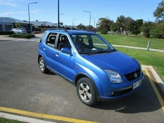 2002 Holden Cruze YG Blue 4 Speed Automatic Wagon.