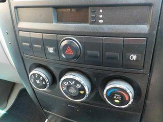 2004 Kia Sorento BL EX White 4 Speed Automatic Wagon