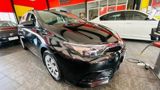 2017 Toyota Corolla ZRE182R Ascent S-CVT Black 7 Speed Constant Variable Hatchback.