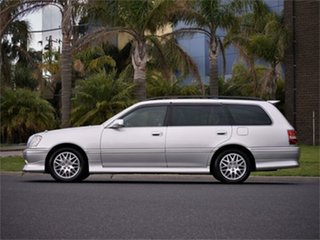 2002 Toyota Crown JZS171 Athlete Silver 4 Speed Automatic Wagon