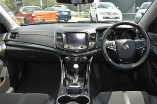2014 Holden Commodore VF SV6 Grey 6 Speed Automatic Sportswagon