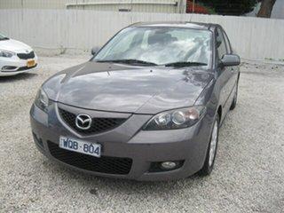 2008 Mazda 3 BK10F2 MY08 Maxx Sport Grey 4 Speed Sports Automatic Sedan