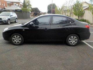 2010 Hyundai Elantra HD Elite Black 4 Speed Automatic Sedan