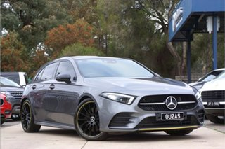 2019 Mercedes-Benz A-Class W177 A250 DCT 4MATIC AMG Line Grey 7 Speed Sports Automatic Dual Clutch