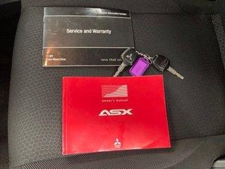 2011 Mitsubishi ASX XA MY11 Aspire Blue 6 Speed Constant Variable Wagon