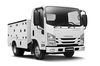 2021 Isuzu N Series NLR 45-150 Servicepack AMT.