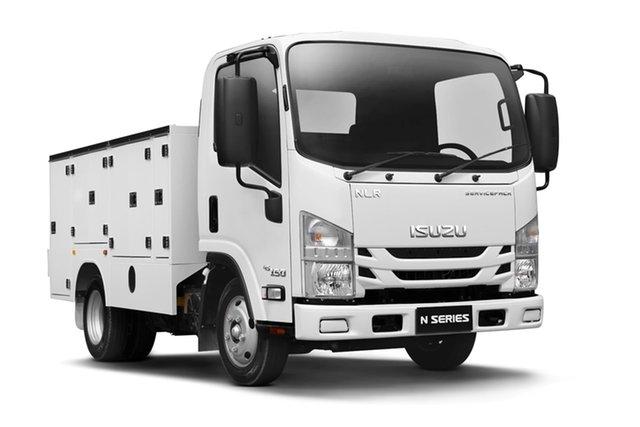 New Isuzu N Series Derrimut, 2021 Isuzu N Series NLR 45-150 Servicepack AMT
