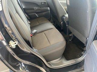 2014 Mitsubishi ASX XB MY14 2WD Black 5 Speed Manual Wagon