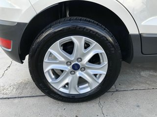 2016 Ford Ecosport BK Trend White 5 Speed Manual Wagon