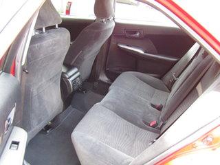 2012 Toyota Camry ASV50R Atara R Active Red 6 Speed Sports Automatic Sedan