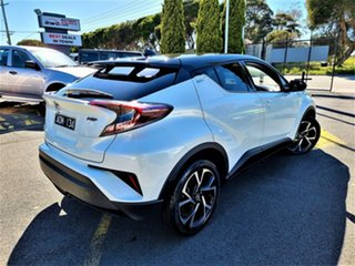2017 Toyota C-HR NGX10R Koba S-CVT 2WD White 7 Speed Constant Variable Wagon.